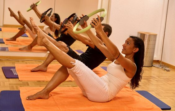 Physiogare - pilates